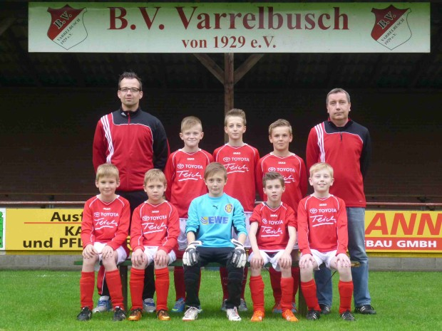 Varrelbusch
